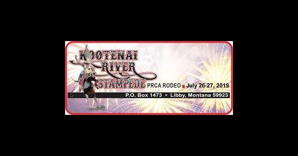 Kootenai River Stampede 07 26 2020 Rodeo Information